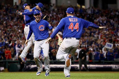 The 2016 World Series