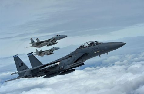 Shortage on Air Force Fighter Pilots