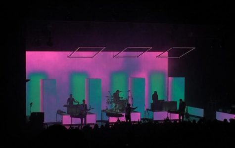 The 1975 Sells out The LA Greek Theatre