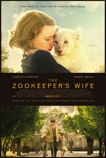 The Zookeepers Wife, Movie Review