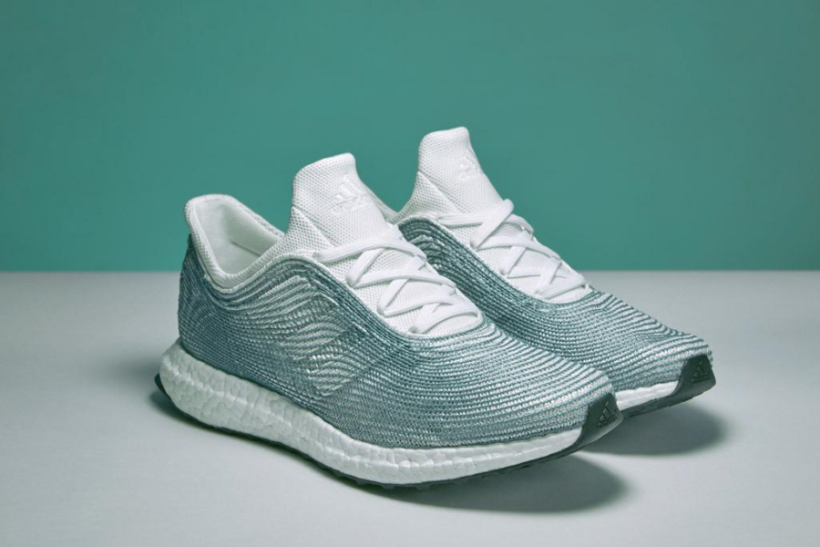 cheap for discount 618f4 c5c92 Adidas Launches It s Ocean Plastic Shoes