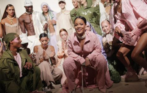 Rihanna's Fenty x Puma Fashion Show