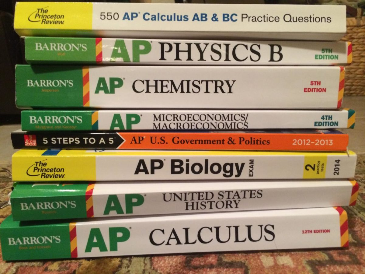 Are AP Classes Too Stressful? – Shark Attack