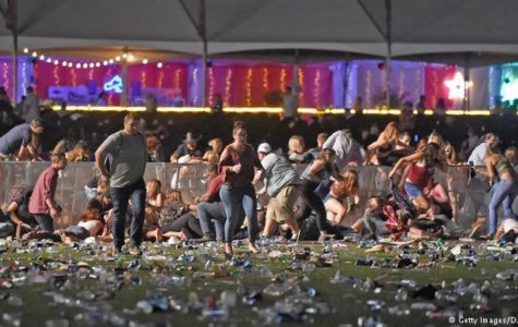 Las Vegas Leaves the United States Traumatized