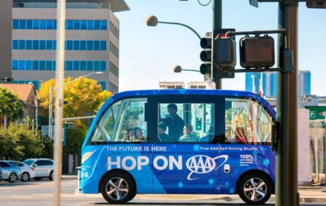 Is Being Lazy Worth It?- Self Driving Shuttle Crashes in Vegas