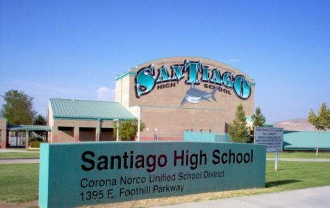 Dear Santiago High School,