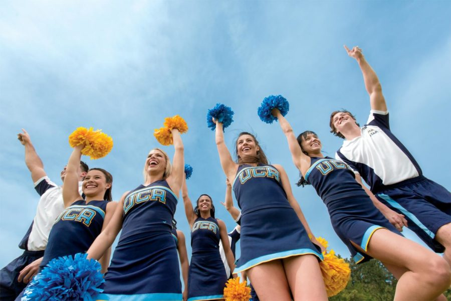 Yes – Cheerleading IS a Sport
