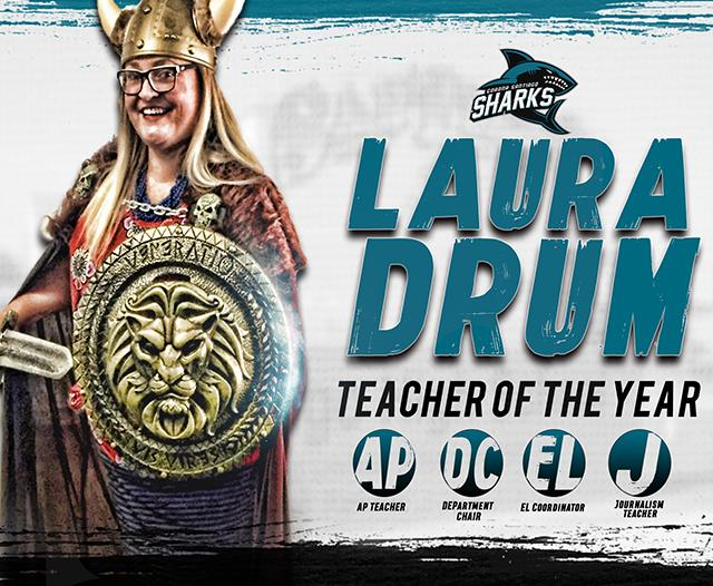 Laura+Drum%3A+Teacher+of+the+Year