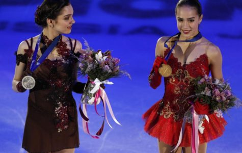 Ladies Olympic Figure Skating Event