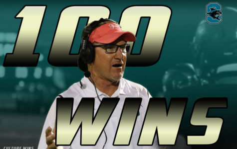 Coach Morrison Gets 100th Win