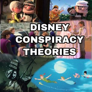 Disney Conspiracy Theories