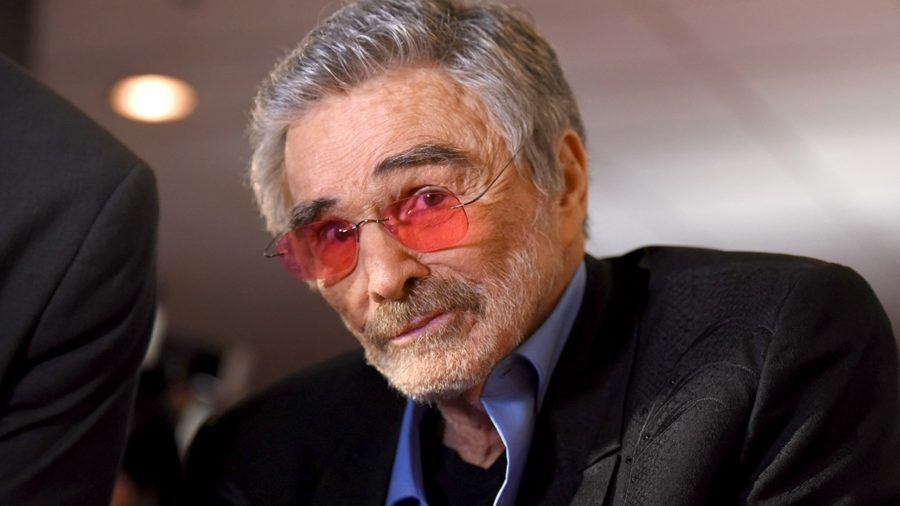 The Life And Times Of Burt Reynolds Shark Attack