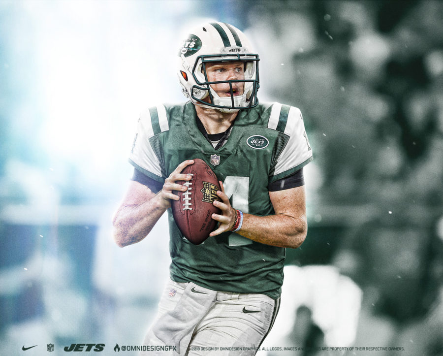 877ae619faa Sam Darnold's NFL Debut – Shark Attack