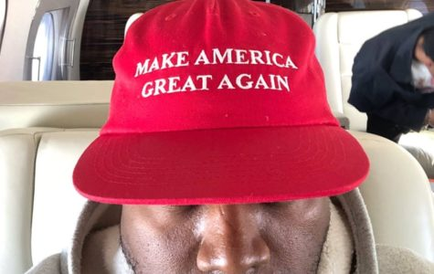 Kanye West Goes Public With His Political Views