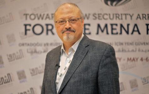 Saudi Journalist Jamal Khashoggi Murdered