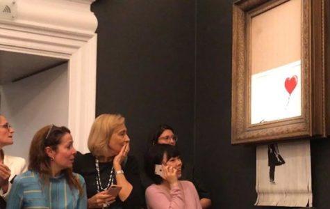 Banksy's Shredded Masterpiece