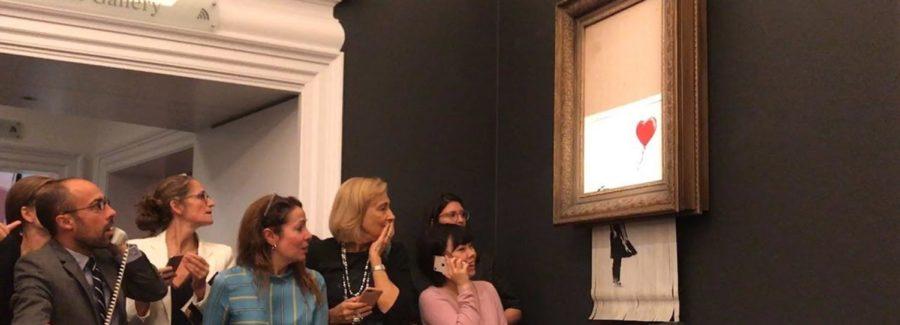 Banksy%27s+Shredded+Masterpiece