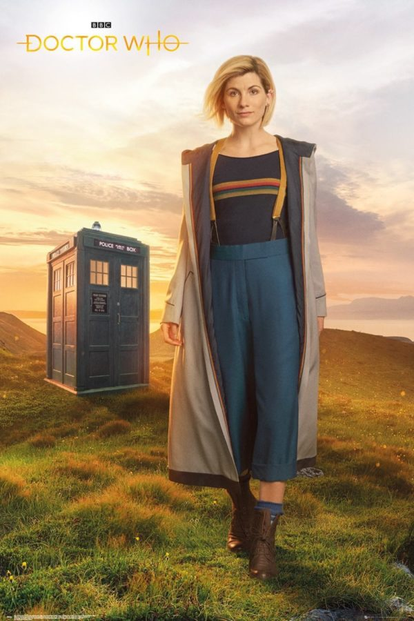 Doctor Who – A Female Doctor