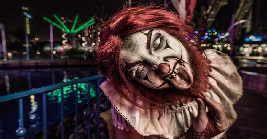 Is Knott's Scary Farm Really that Scary? – Shark Attack