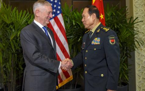 James Mattis Seeks Resilient U.S. Ties with China's Military