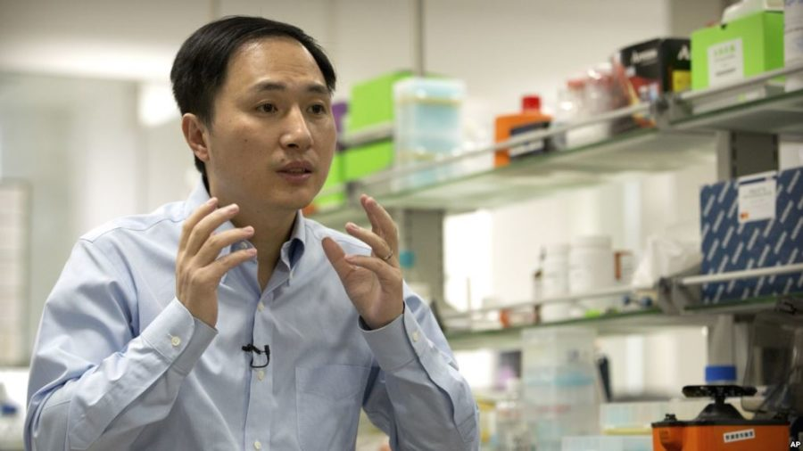 Chinese Doctor Under Fire for Editing Babies' Genetic Codes