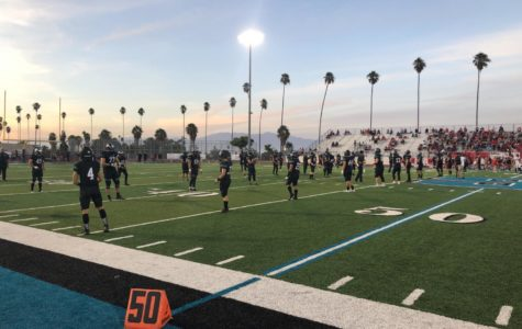 Santiago Wins First CIF Football Game in a Huge Way