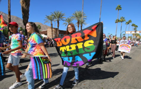 Palm Springs Pride in Times of Polarization