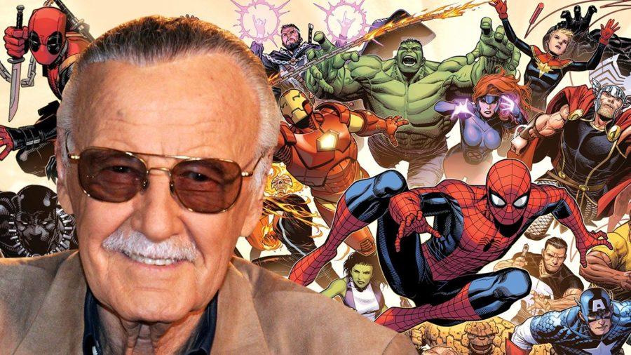 Stan Lee: A Real Life Superhero