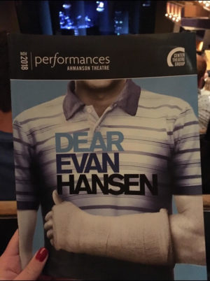 Dear Evan Hansen: Today is Going to be a Good Day and Here's Why