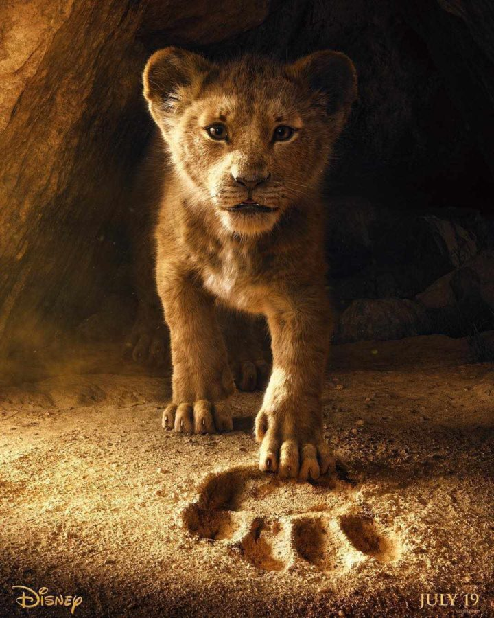 Lion King Teaser Trailer