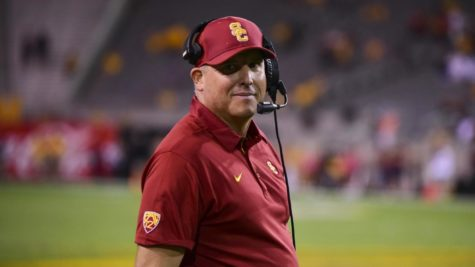USC Football Coaching Changes