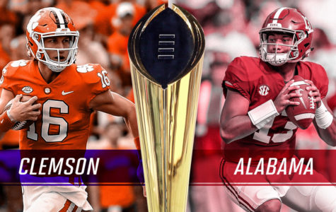 Alabama vs. Clemson – Round 3