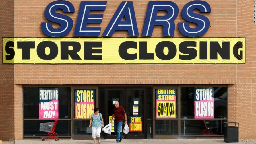 Sears Plans to Reconstruct?