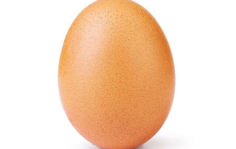 World Record Instagram Egg is the Most Liked Post