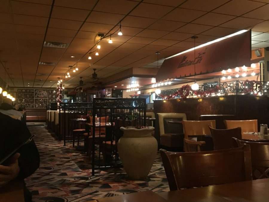 GoodFellas Cafe - Restaurant Review