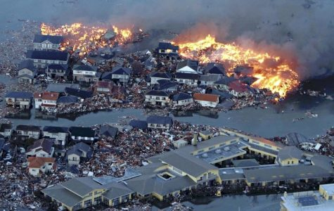 Omens of a Tsunami in Japan