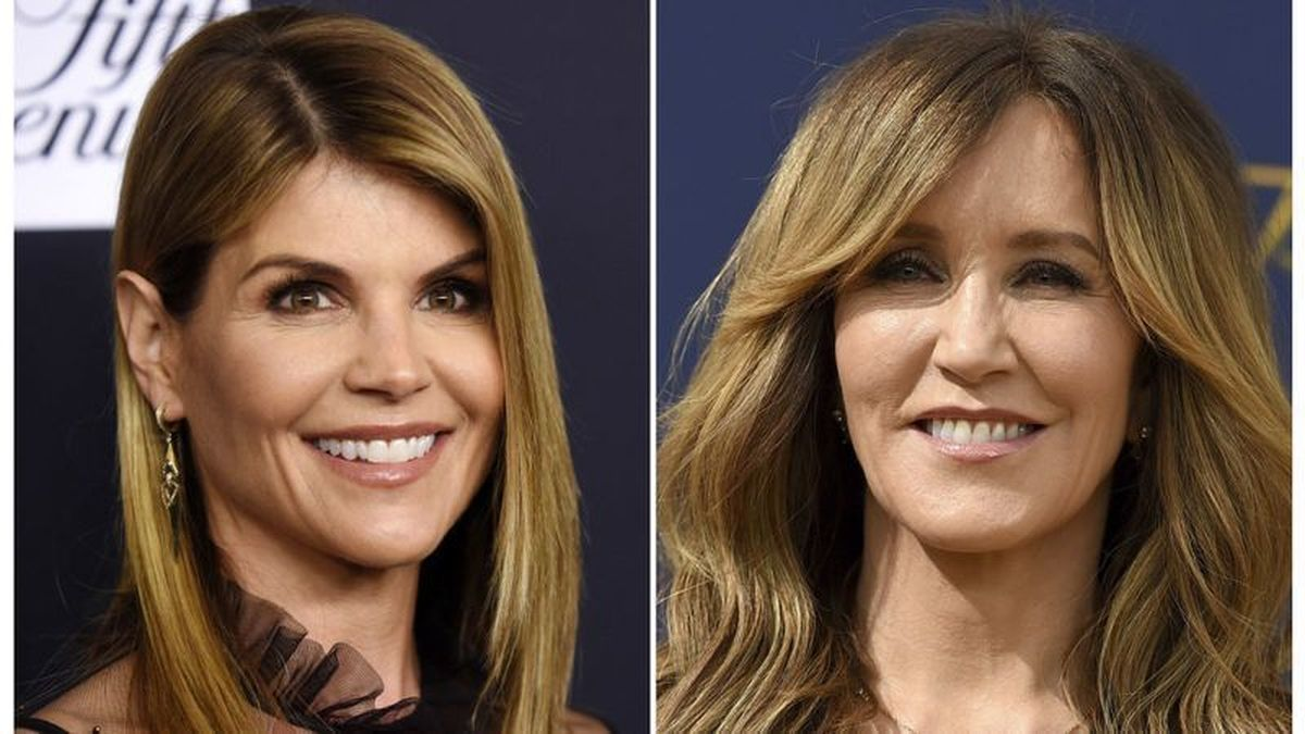 Lori Loughlin and Felicity Huffman are charged in connection with a widespread cheating scandal that's ensnared elite colleges across the country. (Los Angeles Times)https://www.latimes.com/local/lanow/la-me-ln-admissions-scandal-lawsuit-20190315-story.html