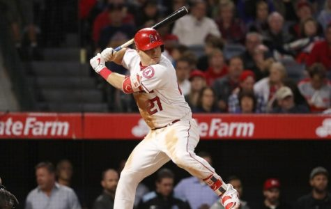 Mike Trout Signs a 12 Year Extension with the Angels