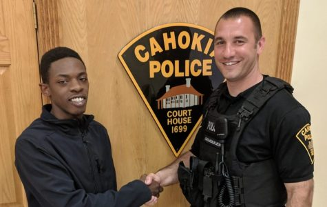 Man Lands Job After Getting a Ride From a Police Officer Instead of a Ticket