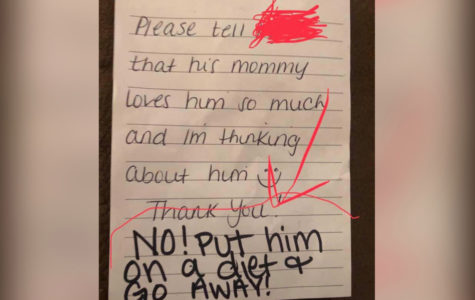 Mother Shocked at Reply Towards a Note Given to Her Child from Daycare Worker