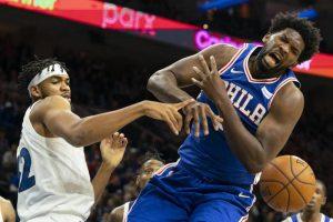 Basketball: Too Soft?
