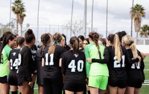 Santiago Girls' Soccer Team Advances to State