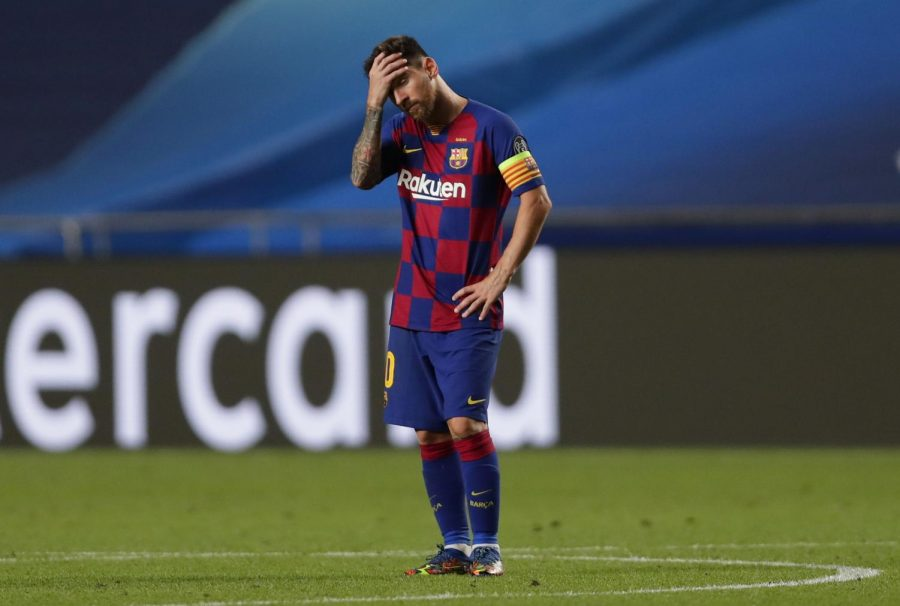 So What's Going on with Messi?