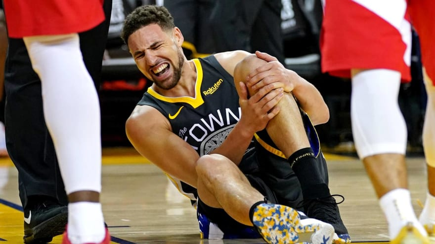 What The Golden State Warriors 2020-2021 Roster Looks Like Without Klay Thompson
