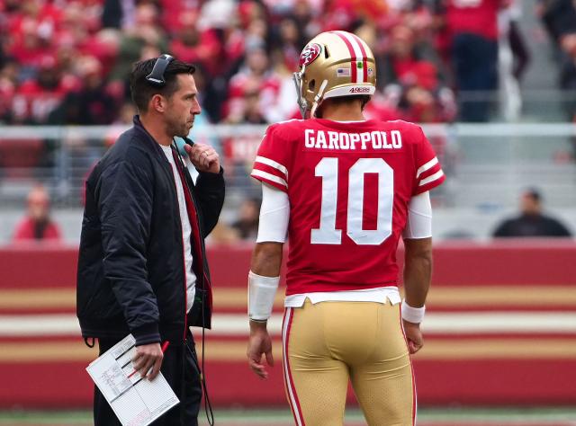 49ers' Quarterback Controversy