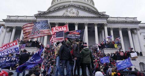 Capitol Riots: Still going on?