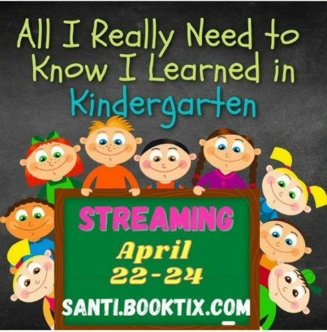 All I Really Need To Know I Learned In Kindergarten by Santiago Theatre