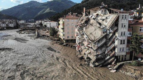 Flash Floods In Turkey