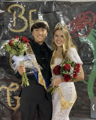 Santiago High School Homecoming 2021: Beauty and the Beast