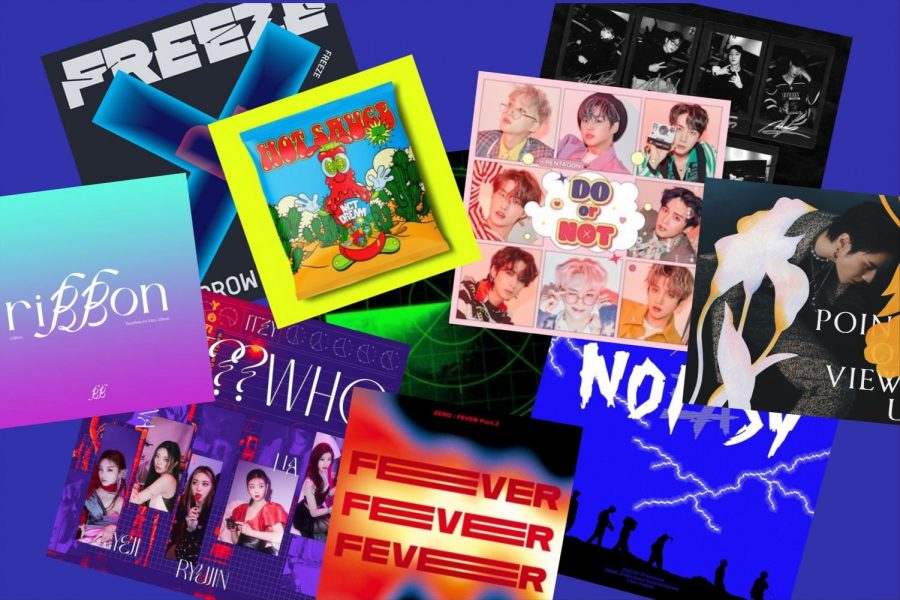 K-Pop Songs From 2021 For Whatever Mood You're In